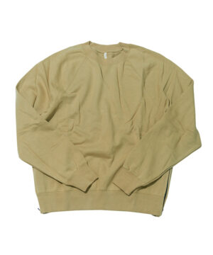 MOCK NECK FLEECE-1