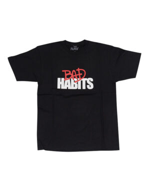 BAD HABITS SS TEE-1