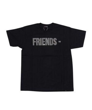 FRIENDS RHINESTONE SS TEE-1
