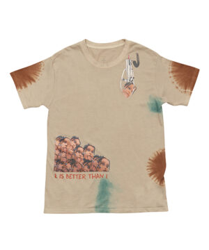 Travis Scott Cactus Jack Stormi2 Party Crane Tee2-1